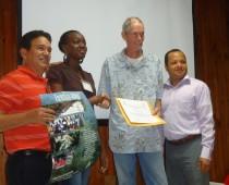 Taller República Dominicana: julio 2013