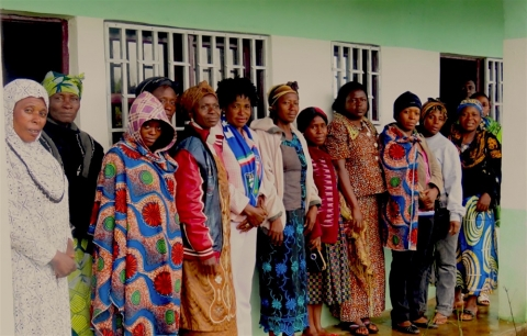 RIFA apoya taller organizado por el Centro de Desarrollo de Viveros y Propagación de ERU (CENDEP) sobre Acceso y Derechos de Propiedad a la Tierra para mujeres en Camerún
