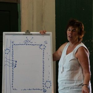 AF training in Nicaragua with Jean Arnold