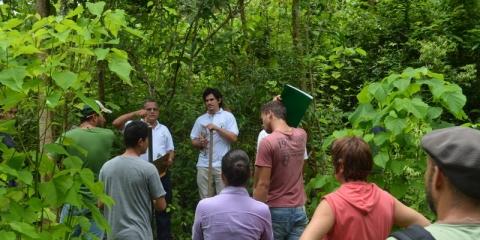 Oportunidades para la restauración: Trabajando con las comunidades de la Península de Nicoya, Costa Rica