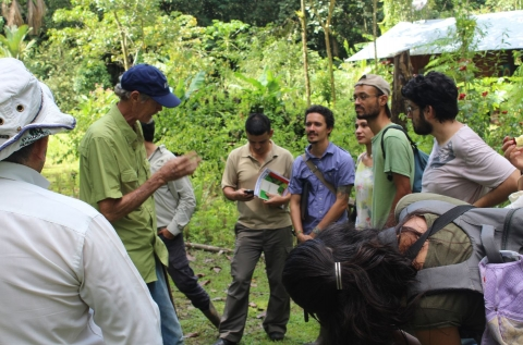 Reflections on training workshops at Finca Fila Marucha, Costa Rica