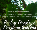 Greetings from the International Analog Forestry Network